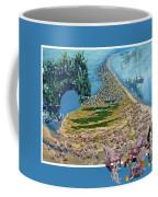 Sam And Topsail's Ghost Pirates  Coffee Mug