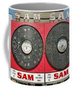 Sam The Record Man Coffee Mug