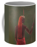 Samburu, 2012 Acrylic On Canvas Coffee Mug
