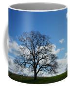Same Tree Many Skies 11 Coffee Mug