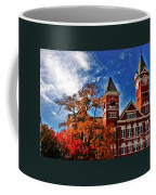 Samford Hall In The Fall Coffee Mug by Victoria Lawrence