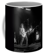Sammy And Bill On Stage In Spokane In 1977 Coffee Mug