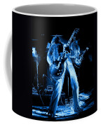 S H Bending A Cosmic Note In Spokane In 1977 Coffee Mug