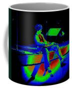 S H In Technicolor 1977 Coffee Mug