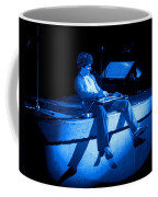 S H Plays The Blues In Spokane On 2-2-77 Coffee Mug