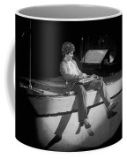 Sammy Tearing It Up In Spokane On 2-2-77 Coffee Mug