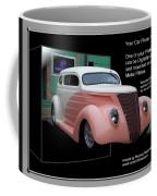 Sample Car Artwork Readme Coffee Mug