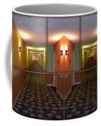 Sample Paneled Hallway Mirrored Image Coffee Mug