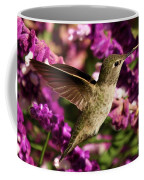 Sampling The Flowers Coffee Mug