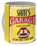Sam's Garage Coffee Mug