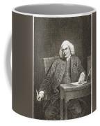 Samuel Johnson, English Author Coffee Mug