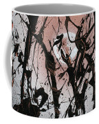 Samurai In The Weeds 2 Coffee Mug