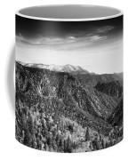 San Bernardino Snow Coffee Mug