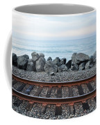 San Clemente Coast Railroad Coffee Mug