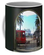 San Diego Transportation Coffee Mug