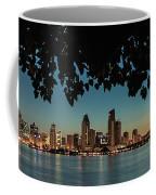 San Diego Sunrise Coffee Mug
