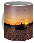 San Diego Sunset Coffee Mug