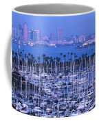 San Diego Twilight Coffee Mug
