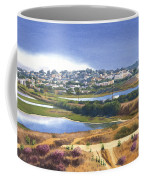 San Elijo And Manchester Ave Coffee Mug by Mary Helmreich