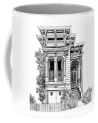 San Fracisco Victorian2 Coffee Mug