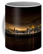 Across The Bay Version B Coffee Mug
