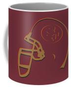 San Francisco 49ers Helmet1 Coffee Mug