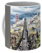 San Francisco Backlot Walt Disney World Coffee Mug
