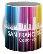 San Francisco Ca 2 Coffee Mug