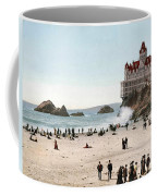 San Francisco Cliff House 1902 Coffee Mug