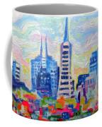 San Francisco Colors Coffee Mug