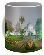 San Francisco Conservatory Of Flowers Coffee Mug