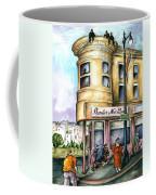 San Francisco North Beach - Watercolor Art Coffee Mug