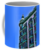 San Francisco Glow By Diana Sainz Coffee Mug