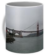 San Francisco - Golden Gate Bridge  Coffee Mug