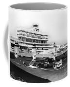 San Francisco International Airport Passenger Terminal Circa 195 Coffee Mug