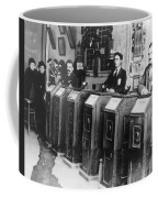 San Francisco Kinetoscope Coffee Mug