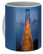 San Francisco - Oakland Bay Bridge Coffee Mug