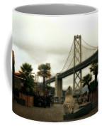 San Francisco Oakland Bay Bridge Coffee Mug