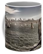San Francisco Sails Coffee Mug