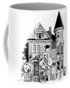 San Francisco Victorian Coffee Mug