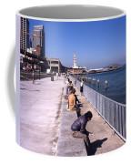 San Francisco Waterfront 1975 Coffee Mug