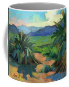 San Jacinto Visitors Center Coffee Mug