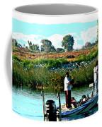 San Joaquin River Fish'n Coffee Mug