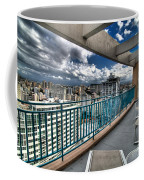 San Juan Puerto Rico Hdr Cityscape Coffee Mug by Amy Cicconi