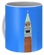 San Marco Campanile Coffee Mug