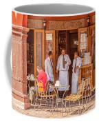 San Miguel - Waiting For Customers Coffee Mug
