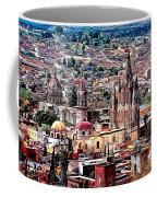 San Miguel De Allende Coffee Mug
