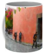 San Miguel De Allende Mexico Streets Coffee Mug
