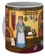 San Pascuals Kitchen 2 Coffee Mug by Victoria De Almeida
