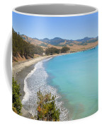 San Simeon Bay Coffee Mug